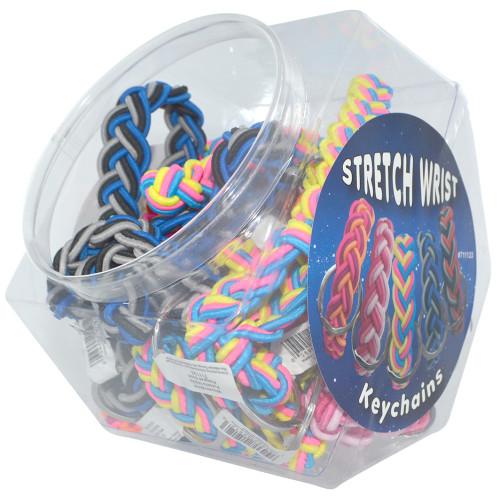 Woven Wrist Coils - Bucket