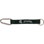 Michigan State Carabiner