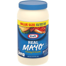 Kraft Real Mayo 48 fl oz Jar