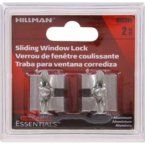 Hardware Essentials Sliding Window Lock