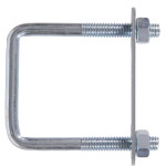 Hardware Essentials Square U-bolts