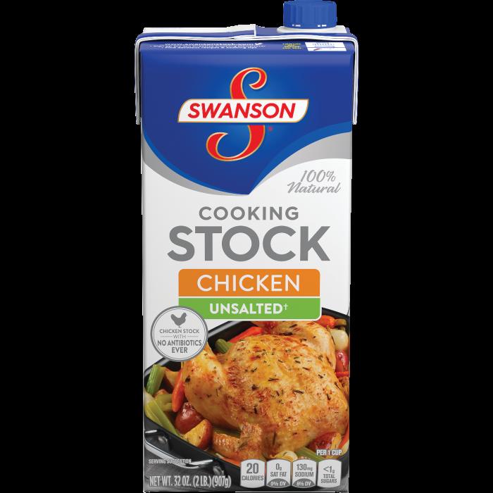 Unsalted Chicken Stock