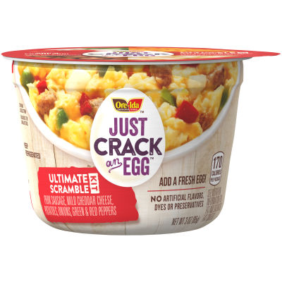 Ore-Ida Just Crack An Egg Ultimate Scramble Kit 3 oz Cup