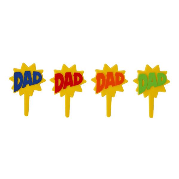 Dad Burst DecoPics®