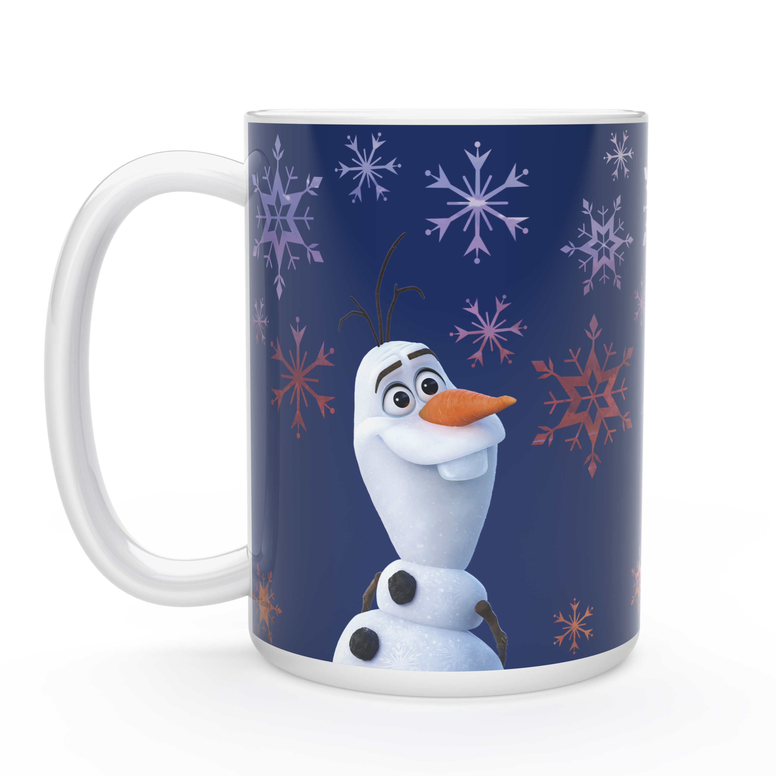 Disney Frozen 2 Movie 15 ounce Coffee Mug and Spoon, Anna, Elsa & Olaf slideshow image 7