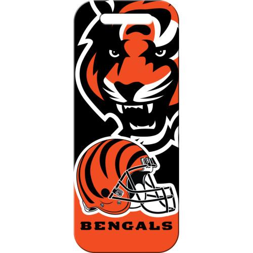 Cincinnati Bengals Large Luggage Quick-Tag 5 Pack