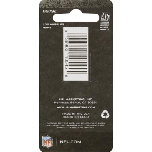 NFL Los Angeles Rams NFL Kwikset/66 KW1 Key Blank
