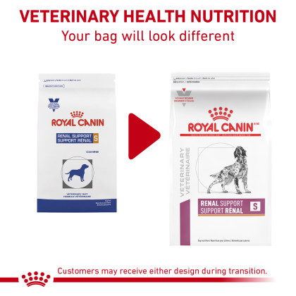 Royal Canin Veterinary Diet Canine Renal Support S Dry Dog Food