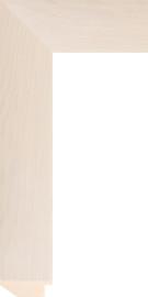 Cranbrook White-Wash Maple 2 1/8