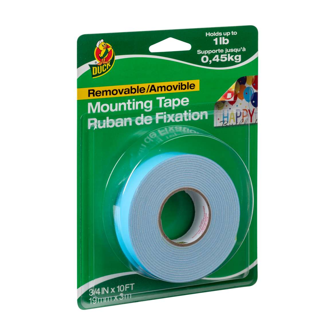 Removable Mounting Tape Image