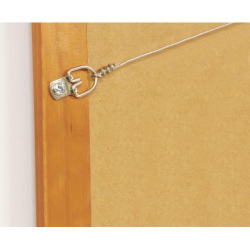 Hillman Small Zinc D-Ring Hangers