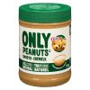 Kraft Only Peanuts All Natural Smooth Peanut Butter