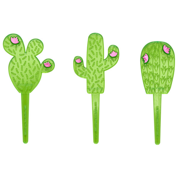 Cactus Assortment DecoPics®