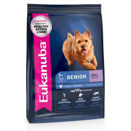 Senior Small Breed Dry Dog Food