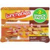 Lunchables Ham & Cheddar with Ritz Bits 3.66 oz Tray