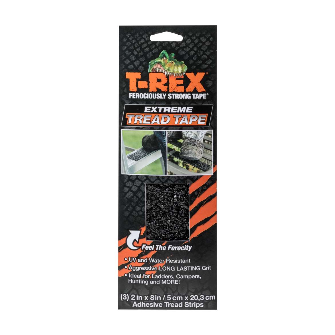 T-Rex® Extreme Tread Tape - 3 pk., 2 in. x 8 in.