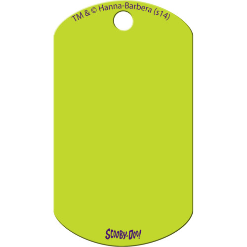 Scooby-Doo Large Military ID Quick-Tag 5 Pack