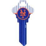 MLB NY Mets Key Blank