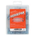 HOMEPAK Nails and Brads Kit