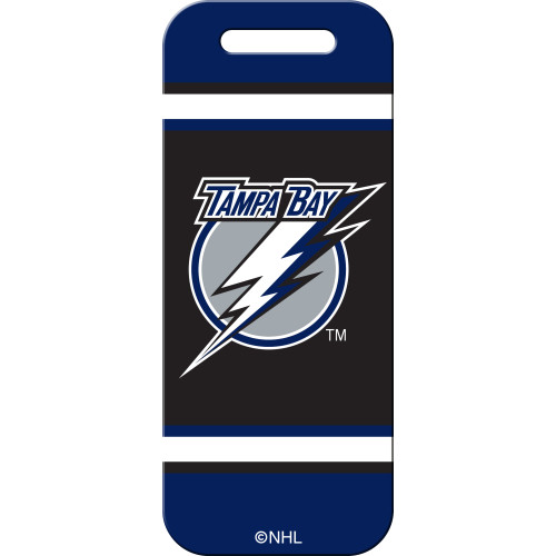 Tampa Bay Lightning Large Luggage Quick-Tag 5 Pack