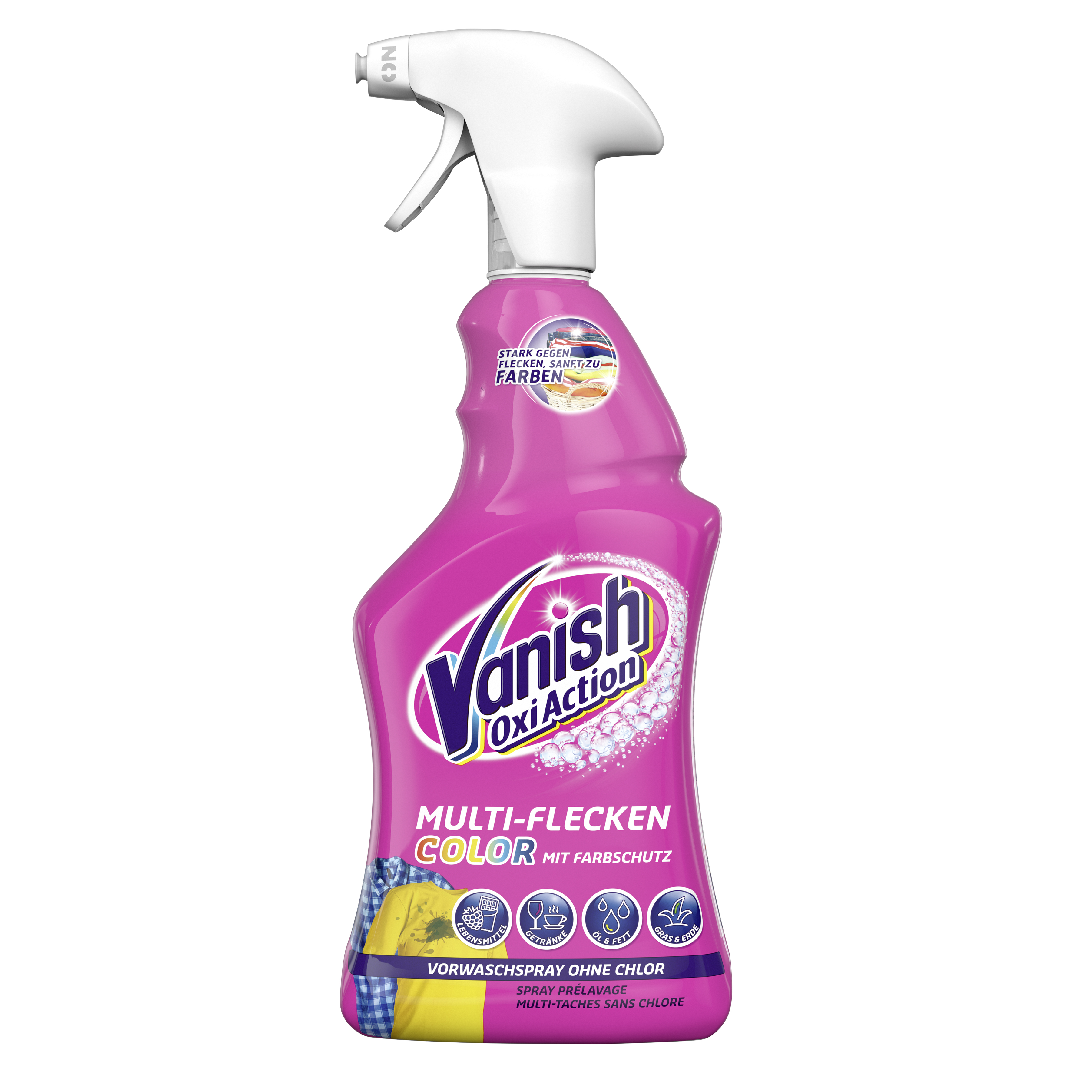 Vanish Oxi Action Multi-Flecken Vorwaschspray 750ml