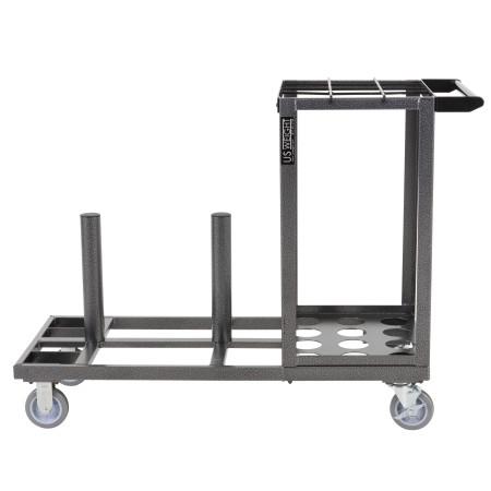 Statesman Cart Bundle - Silver Steel 21