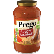 Spicy Sausage Meat Sauce