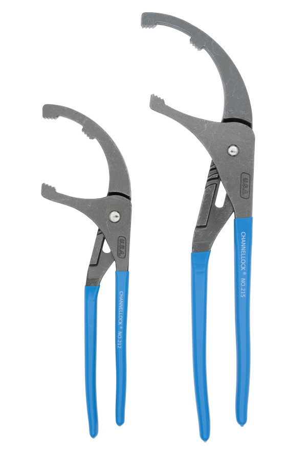 OF-1 2pc Oil Filter/ PVC Pliers Set