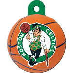 Boston Celtics Large Circle Quick-Tag