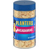 Planters Dry Roasted Salted Macadamias 6.25 oz Jar