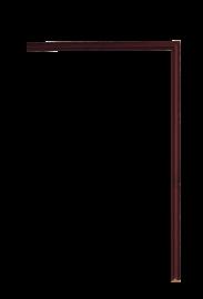 Barrington Fillet Dark Cherry 1/4