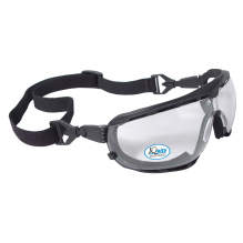Radians Dagger™ IQ - IQUITY™ Anti-Fog Foam Lined Safety Goggle