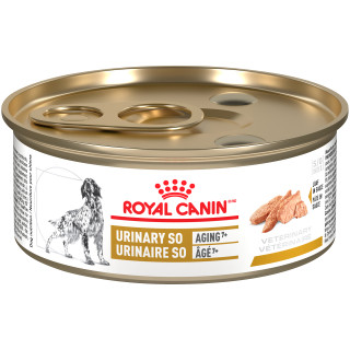 Canine Urinary SO® Aging 7+ Canned Dog Food