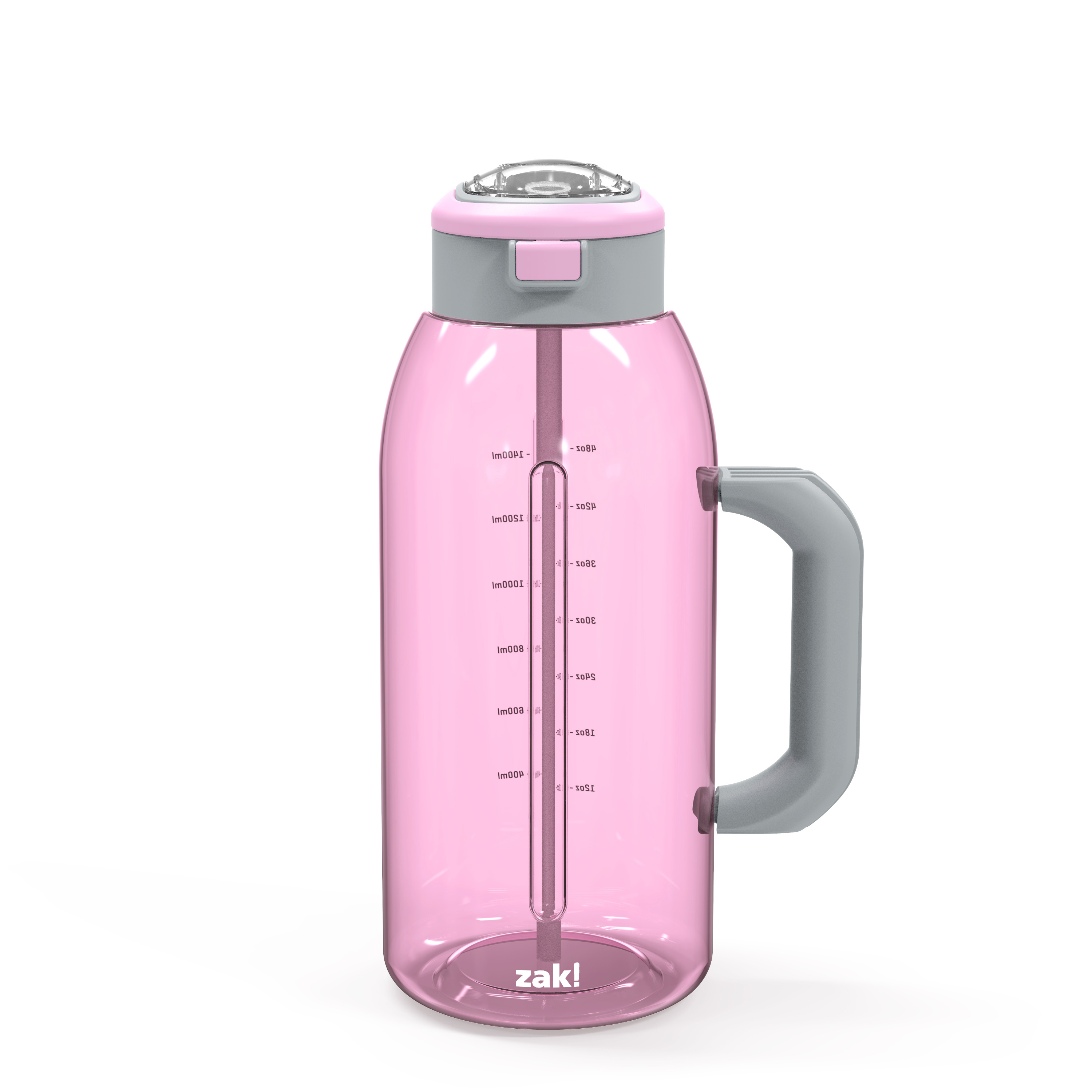 Genesis 64 ounce Water Bottles, Lilac slideshow image 1