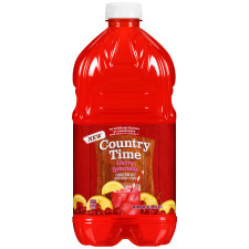 Country Time Cherry Lemonade Ready-to-Drink Soft Drink 64 fl oz Bottle