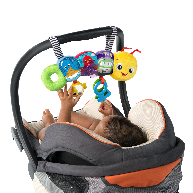 Travel-pillar Discovery Toy Bar™