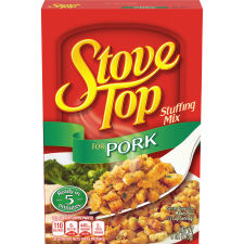 Kraft Stove Top Stuffing Mix for Pork 6 oz Box