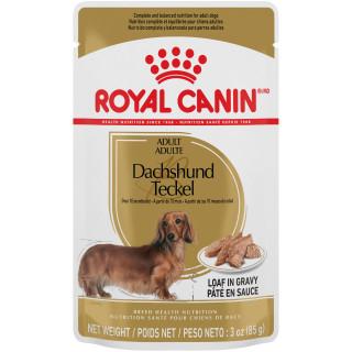 TECKEL fines tranches en sauce – nourriture en sachet pour chiens