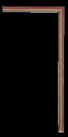 Billiard Fillet Gold 5/16