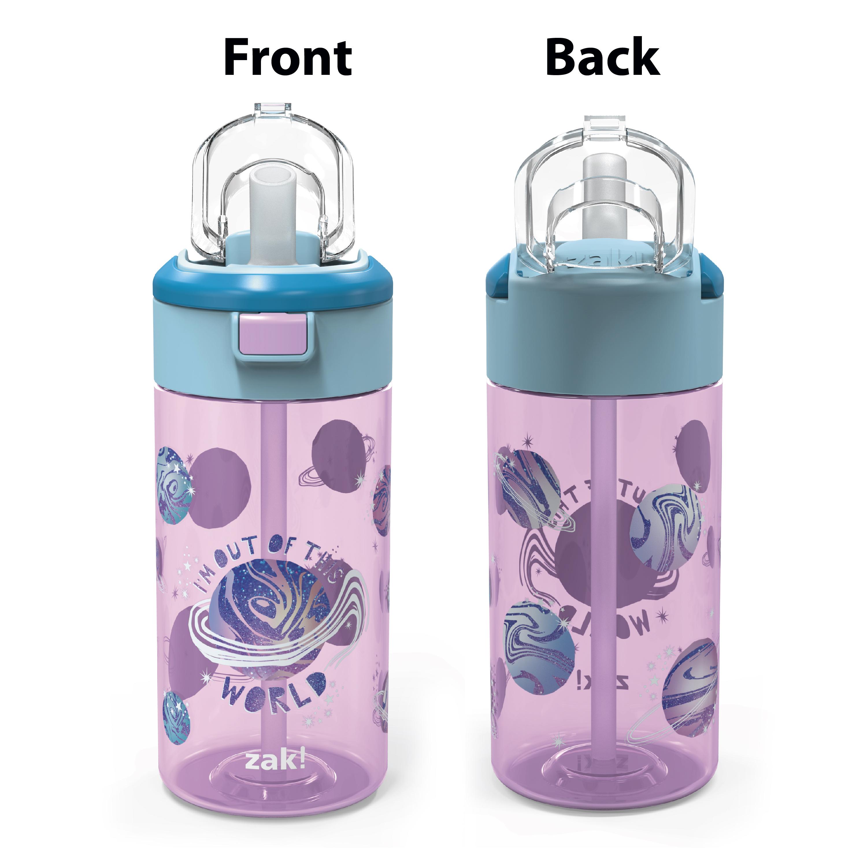 Genesis 18 ounce Water Bottles, Planet, 2-piece set slideshow image 15