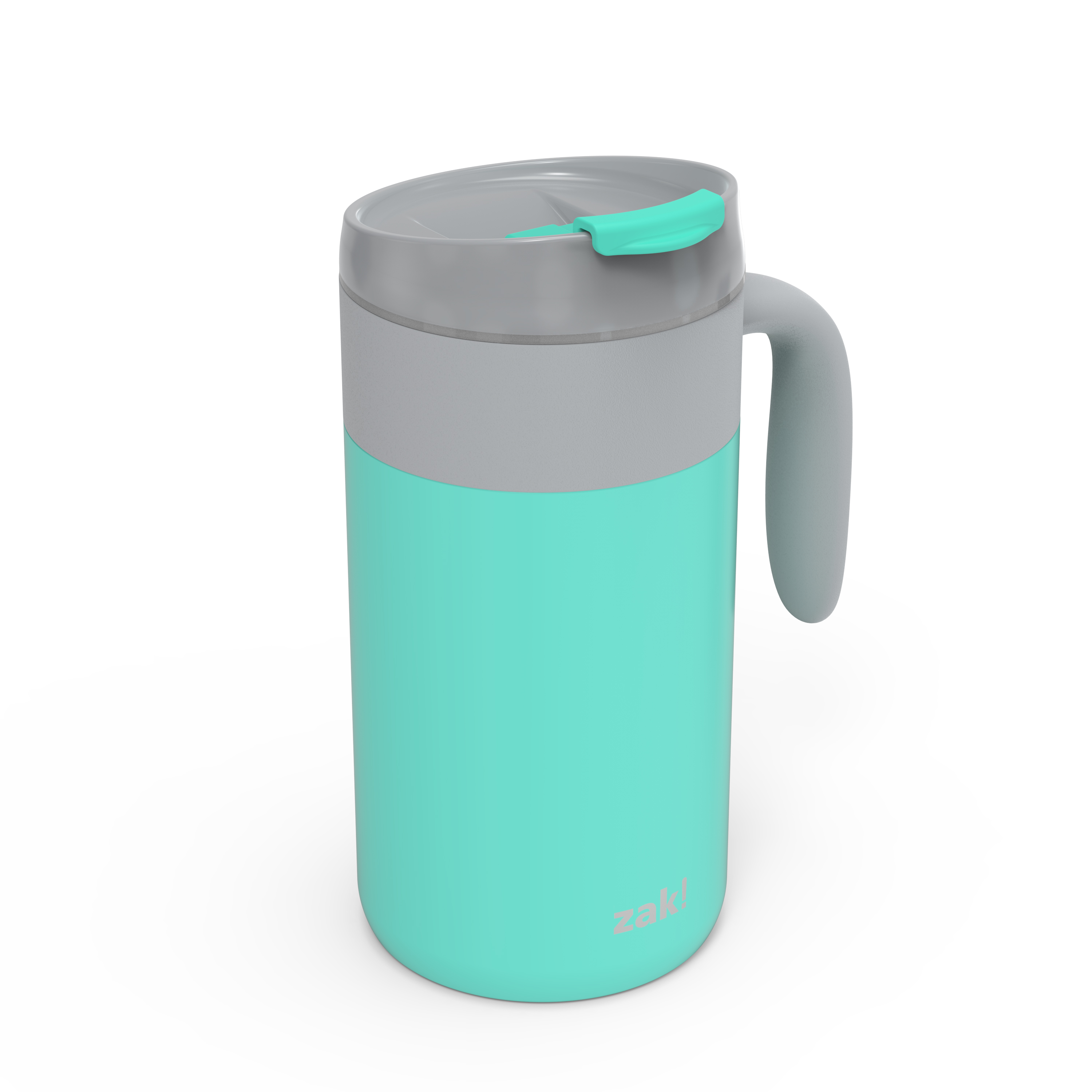 Aberdeen 20 ounce Vacuum Insulated Stainless Steel Tumbler, Green slideshow image 4