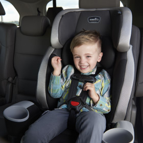 Maestro Sport 2-In-1 Booster Car Seat