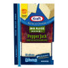Kraft Big Slice Pepper Jack Natural Cheese Slices 8 oz Film Wrapped