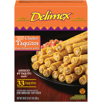 CHICKEN TAQUITOS 33 pc image