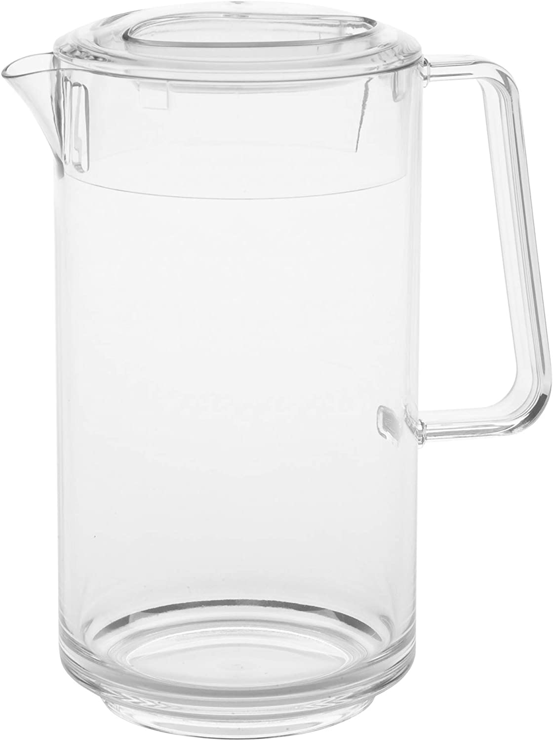 Zak Tabletime 2 quart Water Pitcher, Clear slideshow image 2