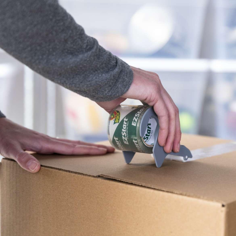 One-Handed Duck® Brand EZ Start® Packing Tape