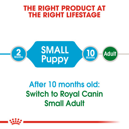 Small Puppy Dry Dog Food