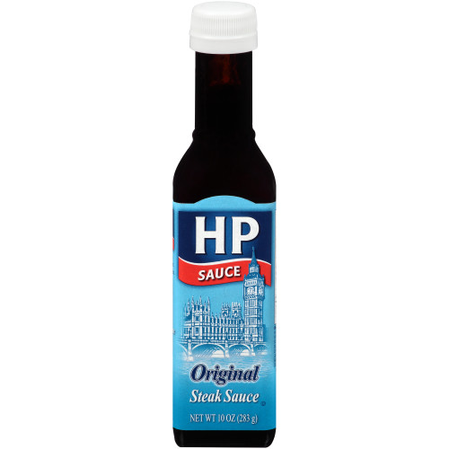 HEINZ HP Steak Sauce, 10 oz. Bottle (Pack of 12)