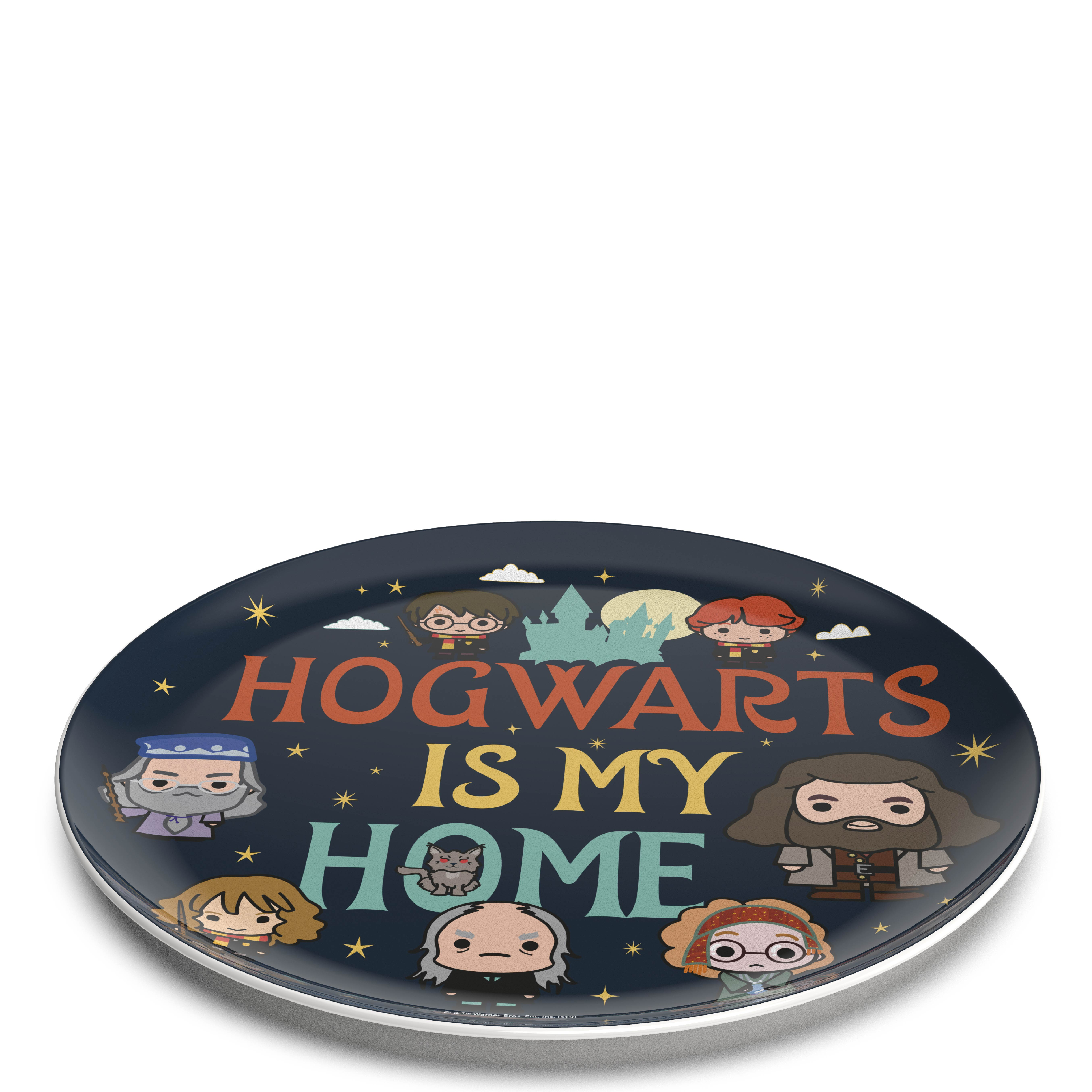 Harry Potter Dinnerware Set, Hogwarts is my Home, 2-piece set slideshow image 5