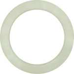 Quick-Tag Large Circle Glow-in-the-Dark Silencer
